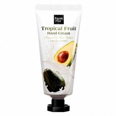 Farmstay Tropical Fruit Hand Cream Avocado
