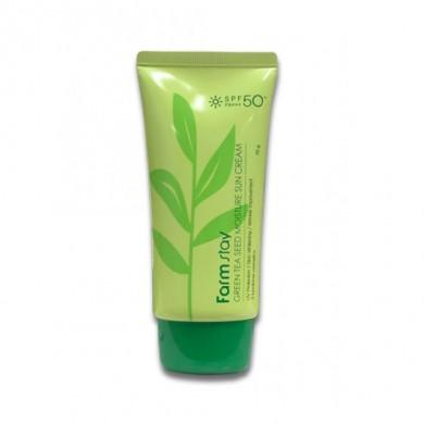Farmstay Green Tea Seed Moisture Sun Cream