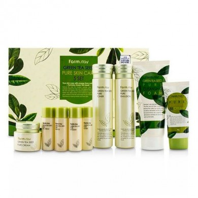 Farmstay Green Tea Seed Pure Skin Care 5 Set