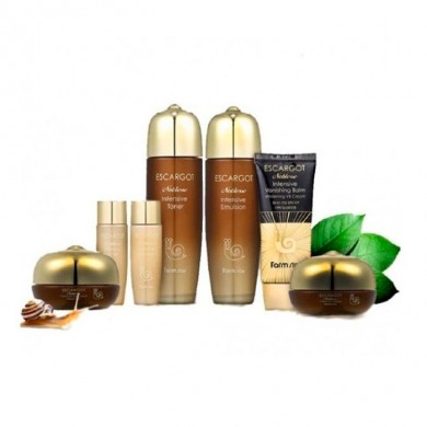 Farmstay Escargot Noblesse Intensive Skin Care 5 Set