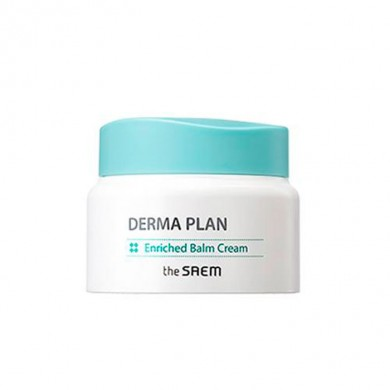 The Saem Derma Plan Enriched Balm Cream