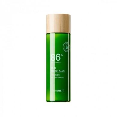 The Saem Jeju Fresh Aloe Emulsion
