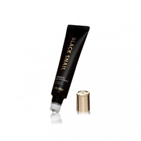 FarmStay Black Sanil Premium Rolling Eye Serum