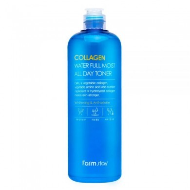 Farmstay Collagen Water Full Moist All Day Toner