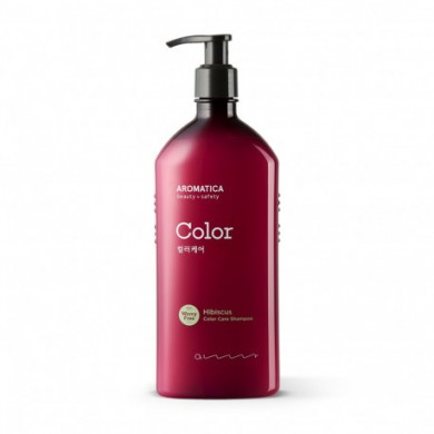 AROMATICA Hibiscus Color Care Shampoo