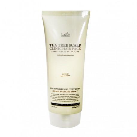 La'dor Tea Tree Scalp Clinic Hair Pack
