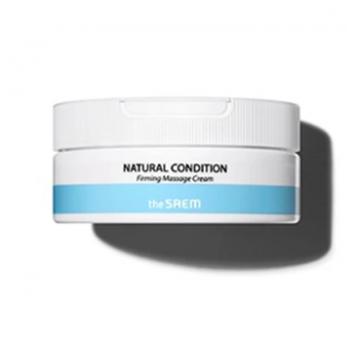 The Saem Natural Condition Firming Massage Cream