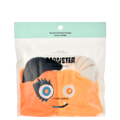 Etude House My Beauty Tool Monster Hair Band Orange