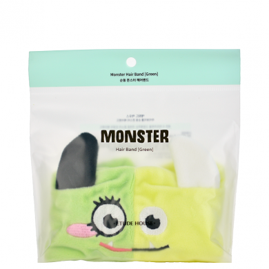 Etude House My Beauty Tool Monster Hair Band Green