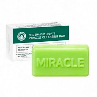 Somebymi Aha.Bha.Pha 30 Days Miracle Cleansing Bar