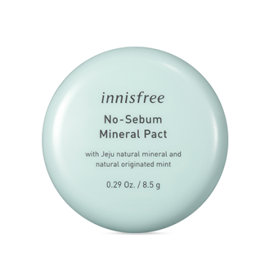 INNISFREE No Sebum Mineral Pact 8 5g