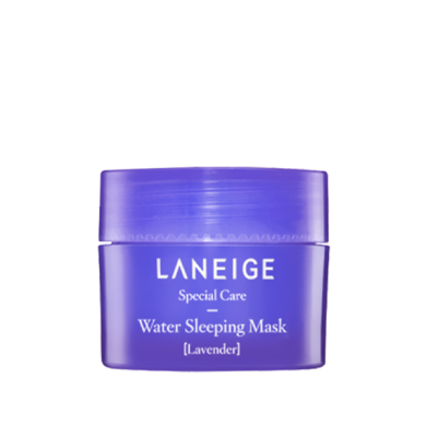 Laneige lavender sleeping mask