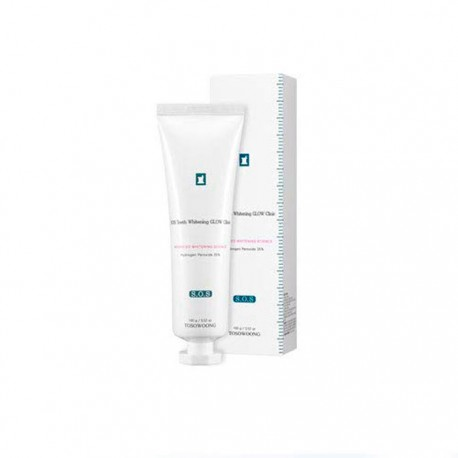 Tosowoong Teeth Whitening Glow Clinic Toothpaste