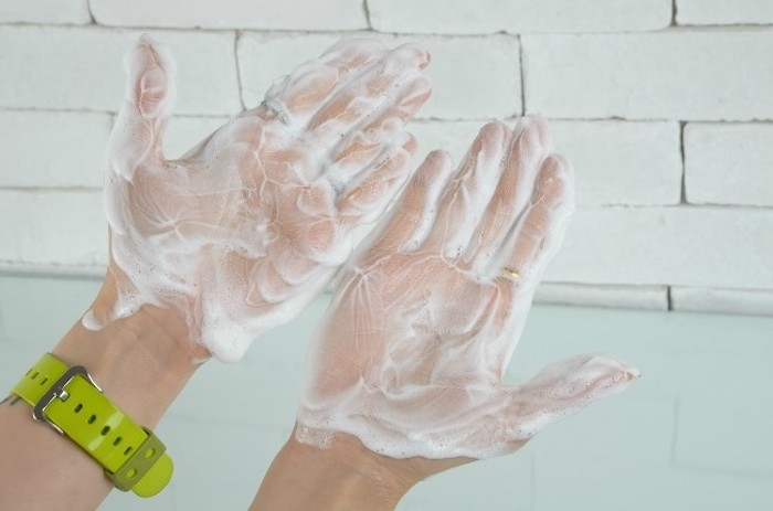 COSRX Salicylic Acid Exfoliating Cleanser Пенка для умывания с салициловой кислотой фото 3 | Sweetness