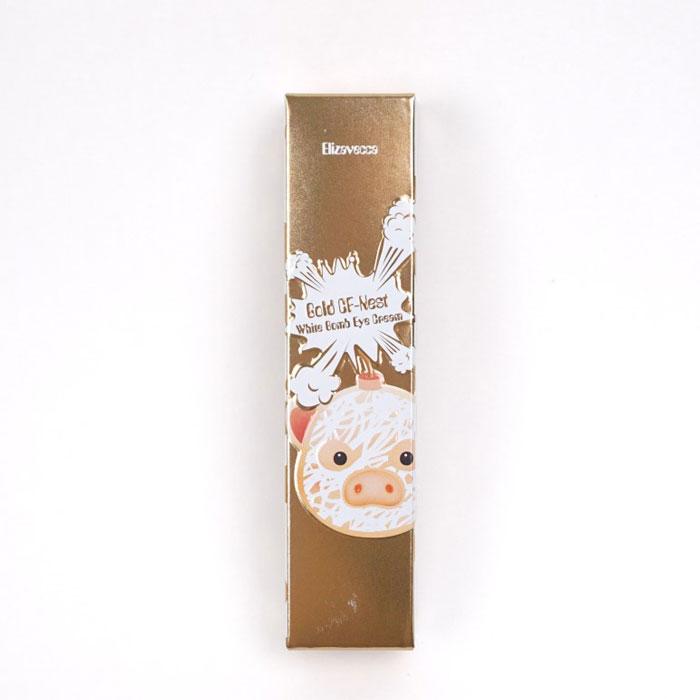 Elizavecca Gold CF-Nest White Bomb Eye Cream Осветляющий крем для век на основе ласточкиного гнезда фото 1 | Sweetness