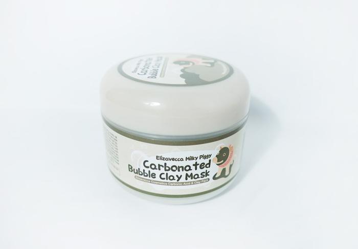 Elizavecca Milky Piggy Carbonated Bubble Clay Mask Кислородная маска на основе глины фото 1 | Sweetness