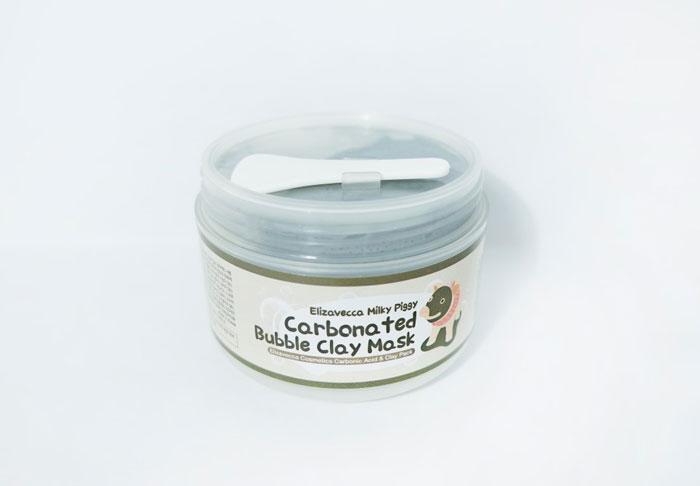 Elizavecca Milky Piggy Carbonated Bubble Clay Mask Кислородная маска на основе глины фото 2 | Sweetness