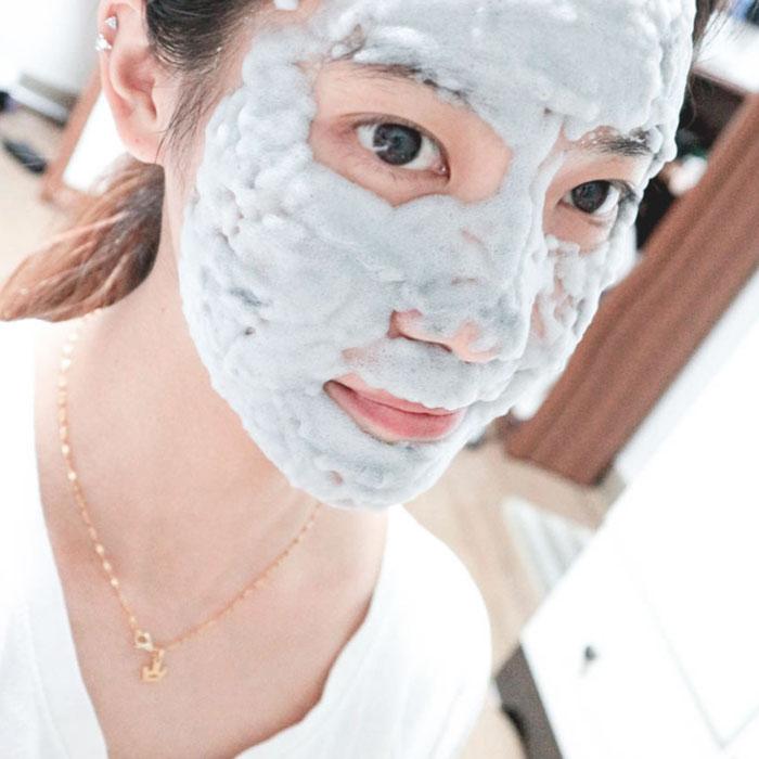Elizavecca Milky Piggy Carbonated Bubble Clay Mask Кислородная маска на основе глины фото 7 | Sweetness