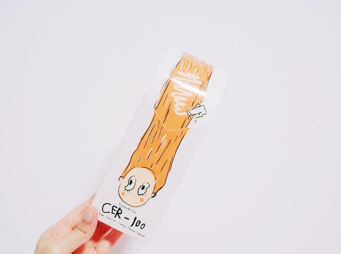 Elizavecca Milky Piggy Collagen Ceramide Coating Protein Treatment Коктейль из керамидов, протеиновов и коллагена для лечения для волос фото 1 | Sweetness