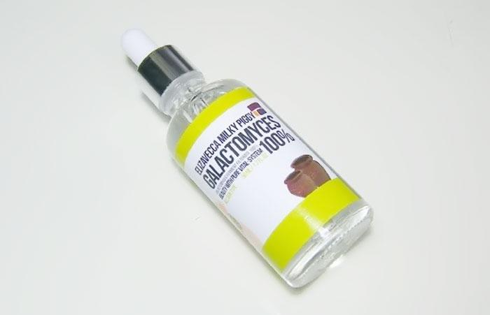 Elizavecca Milky Piggy Galactomyces Ferment Filtrate 100% Сыворотка с ферментом галактамицелий 100% фото 2 | Sweetness