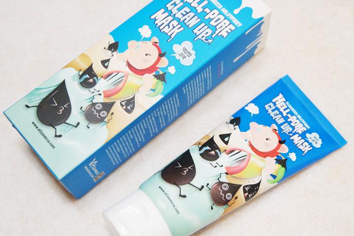 Elizavecca Milky Piggy Hell Pore Clean Up Mask Маска очищающая поры фото 1 | Sweetness