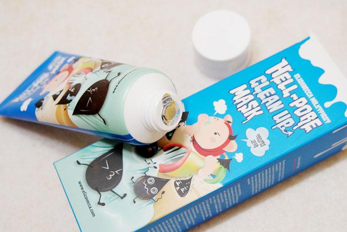 Elizavecca Milky Piggy Hell Pore Clean Up Mask Маска очищающая поры фото 2 | Sweetness