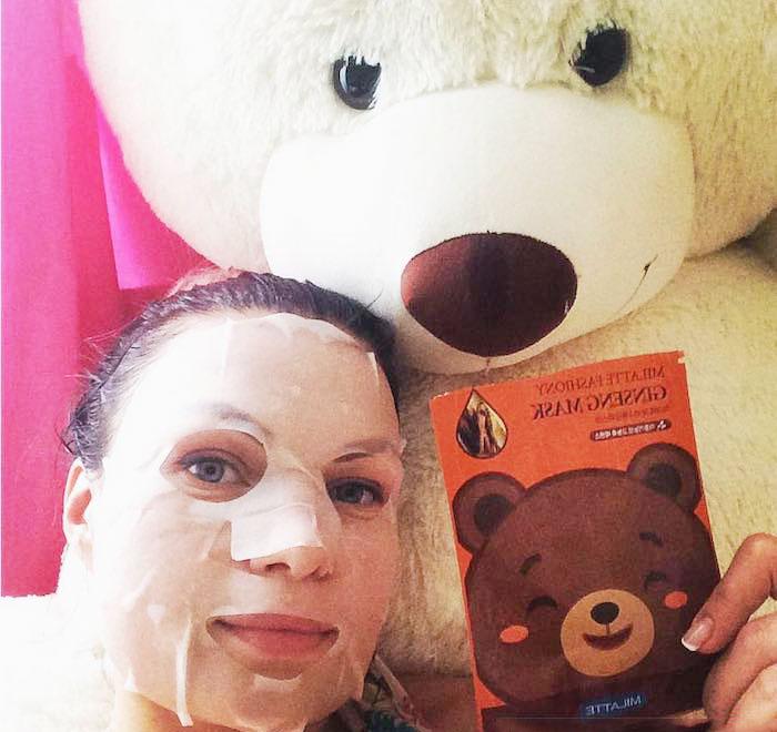 Milatte Fashiony Mask Sheet Листовая улиточная маска фото 6 | Sweetness