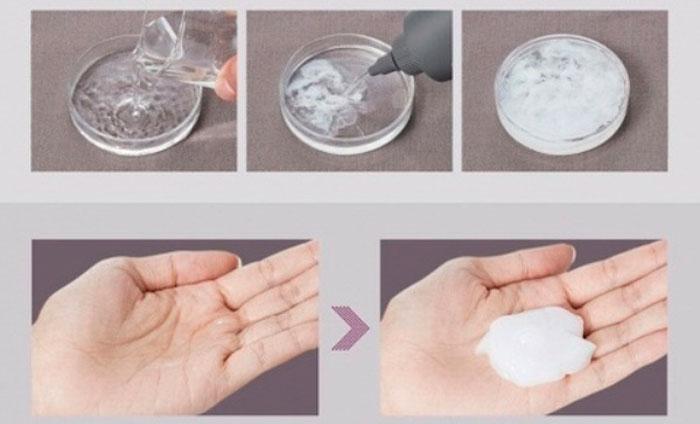 Masil 8 Seconds Liquid Hair Mask Жидкая маска для объёма и восстановления волос фото 2 / Sweetness