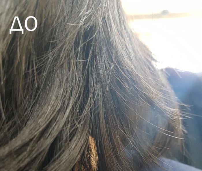 Эссенция для волос интенсивно восстанавливающая SOHAIR Argan Oil Hair Essence фото 6 / Sweetness