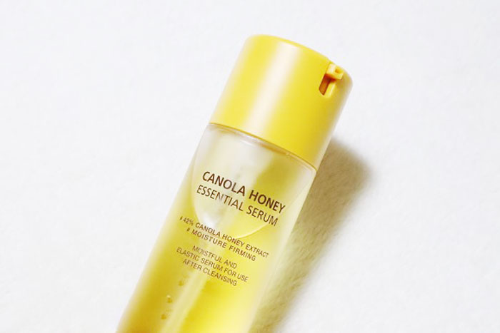 Многофункциональная сыворотка с медом канолы The Yeon Canola Honey Essential Serum фото 2 / Sweetness