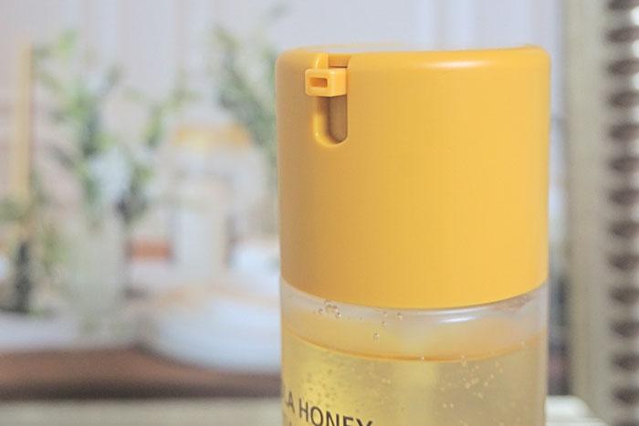 Увлажняющий запатентованный мульти-крем The Yeon Canola Honey Glowful Cream фото 5 / Sweetness