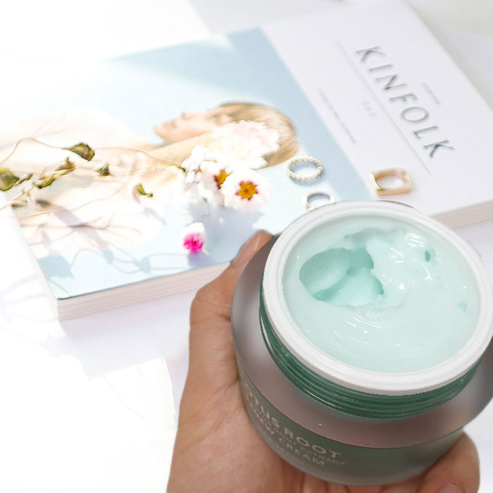 Обновляющий Крем The Yeon Lotus Root Renew Cream фото 1 | Sweetness корейская косметика