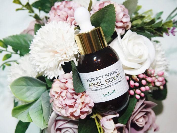 Питательная сыворотка Amicell Perfect Energy Angel Serum фото 1 | Sweetness