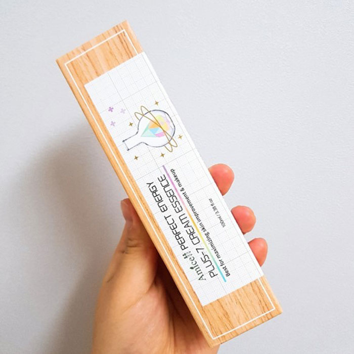 Идеальная крем-эссенция Amicell Perfect Energy Plus-7 Cream Essence фото 1   Sweetness