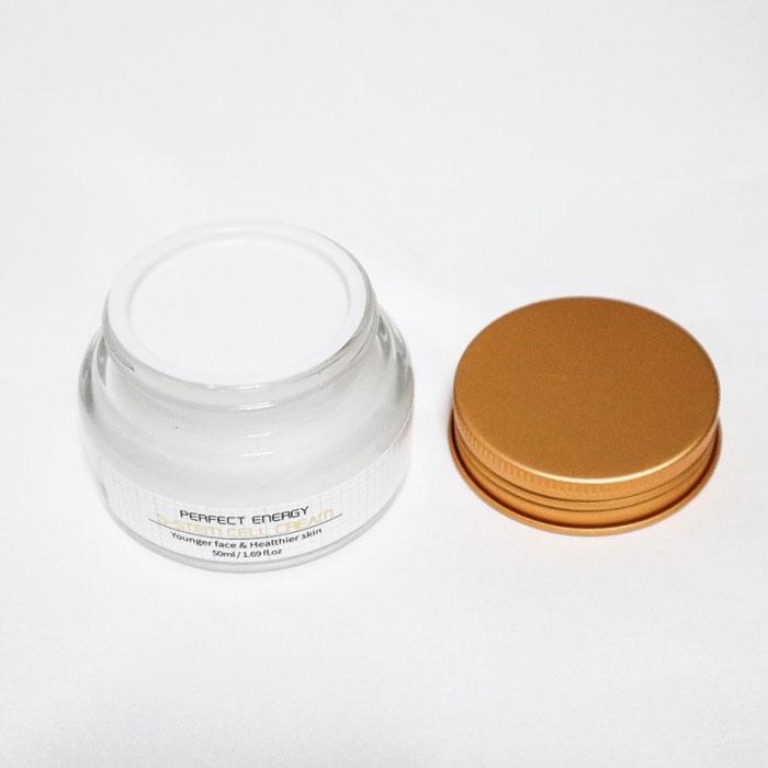 Увлажняющий крем для лица на основе стволовых клеток Amicell Perfect G-Stem Cell Cream фото 3 | Sweetness