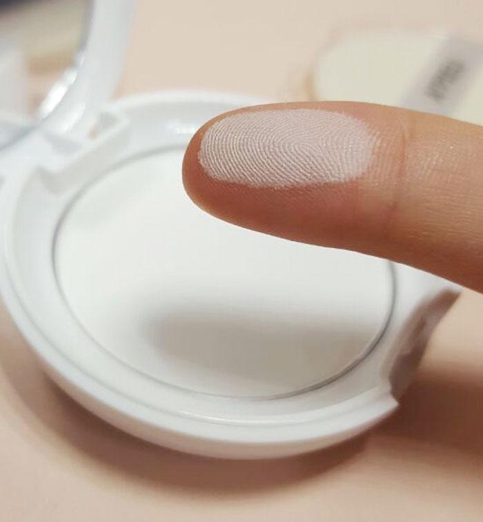 Пудра-фиксатор макияжа A'PIEU 24/7 Powder Fixer фото 3   Sweetness