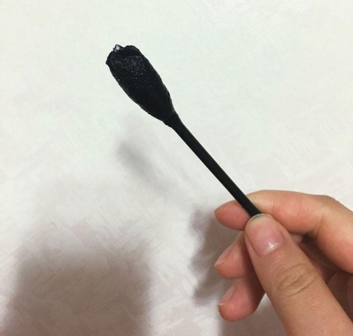 Двухшаговый набор для удаления черных точек A'PIEU Aqua Peeling Black Head Swab фото 6 | Sweetness