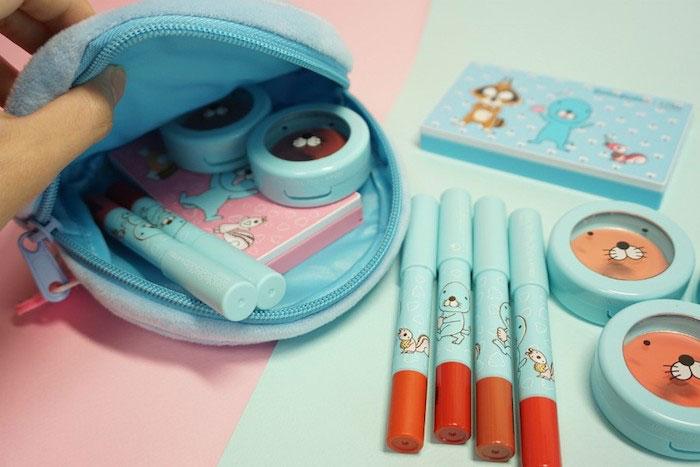 Матовая помада в виде карандаша A'PIEU BONO BONO Color Lip Pencil Matt фото 2 | Sweetness