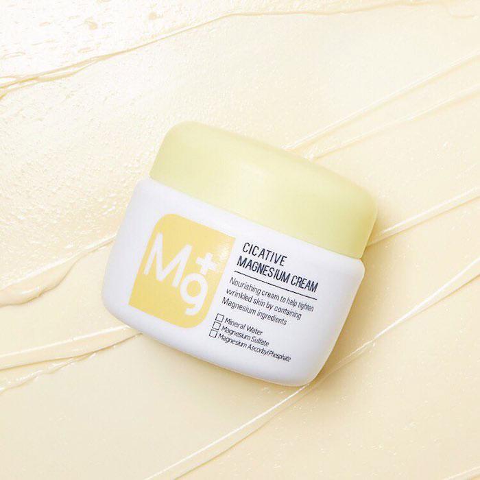 Крем с с магнием A'PIEU Cicative Magnesium Cream фото 1 | Sweetness