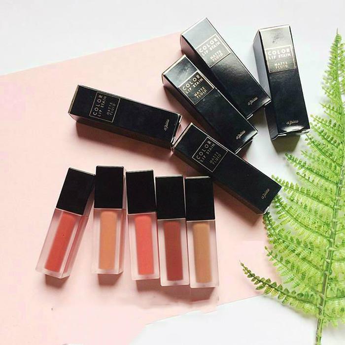 Матовый флюид для губ A'PIEU Color Lip Stain Matte Fluid фото 1 | Sweetness