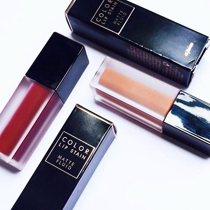 Матовый флюид для губ A'PIEU Color Lip Stain Matte Fluid фото 2 | Sweetness