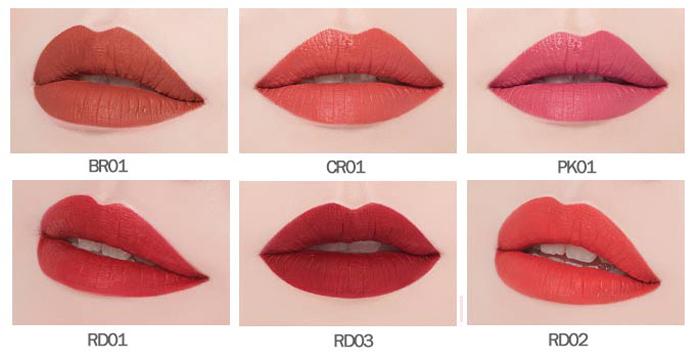 Матовый флюид для губ A'PIEU Color Lip Stain Matte Fluid фото 4 | Sweetness
