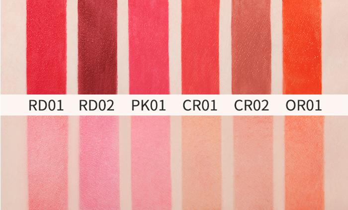 Вельветовый тинт A'PIEU Color Lip Stain Velvet Tint фото 4 | Sweetness