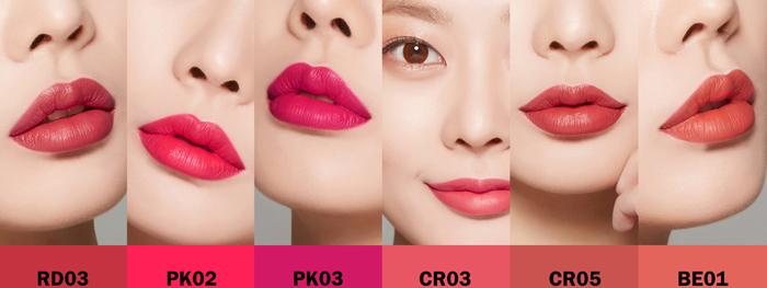 Вельветовый тинт A'PIEU Color Lip Stain Velvet Tint фото 6 | Sweetness