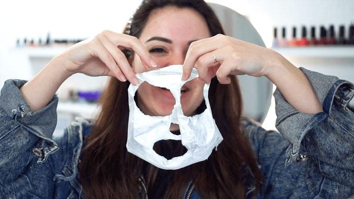 Серебряная маска-фольга A'PIEU Silver Foil Pack фото 6 | Sweetness