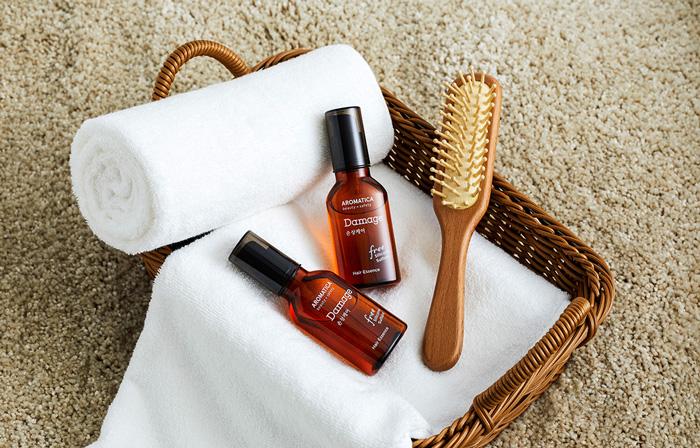 Эссенция для повреждённых волос с маслом арганы AROMATICA Argan Damage Care Hair Essence фото 1 | Sweetness