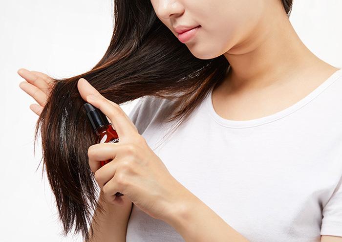 Эссенция для повреждённых волос с маслом арганы AROMATICA Argan Damage Care Hair Essence фото 5 | Sweetness