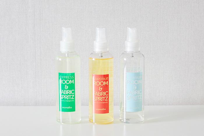 Аромаспрей с натуральным эфирным маслом герани AROMATICA Geranium Room & Fabric Spritz фото 2 | Sweetness