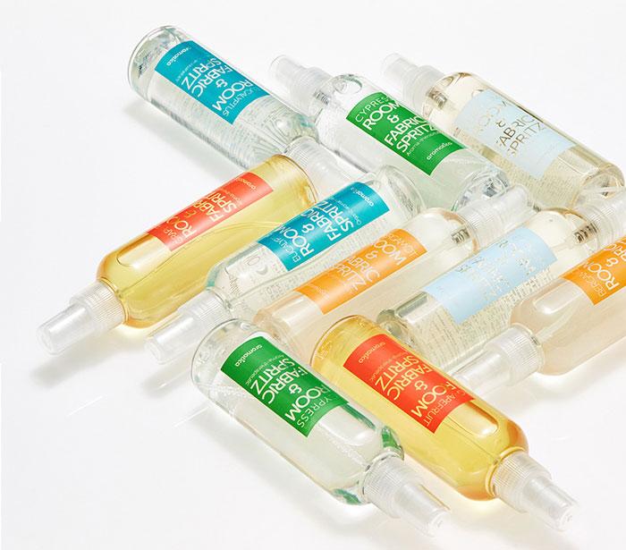 Аромаспрей с натуральным эфирным маслом герани AROMATICA Geranium Room & Fabric Spritz фото 1 | Sweetness