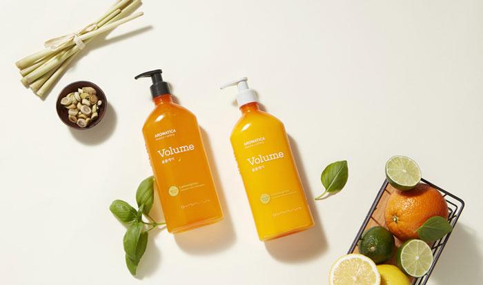 AROMATICA Lemongrass Volumizing Treatment Conditioner Кондиционер для редеющих и тонких волос фото 2 | Sweetness
